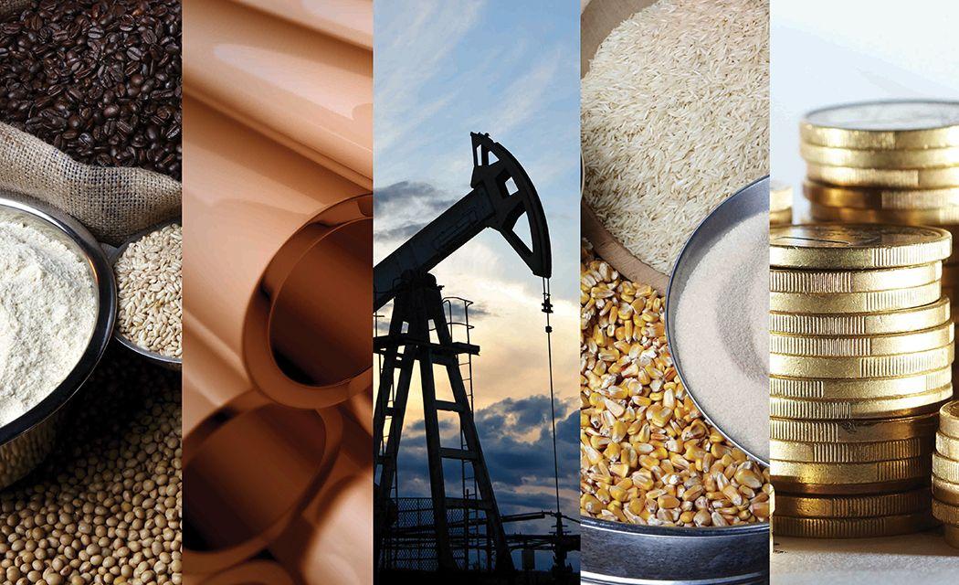 obchodovanie na burze - komodity