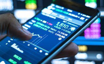 CFD obchodovanie cez smartfón