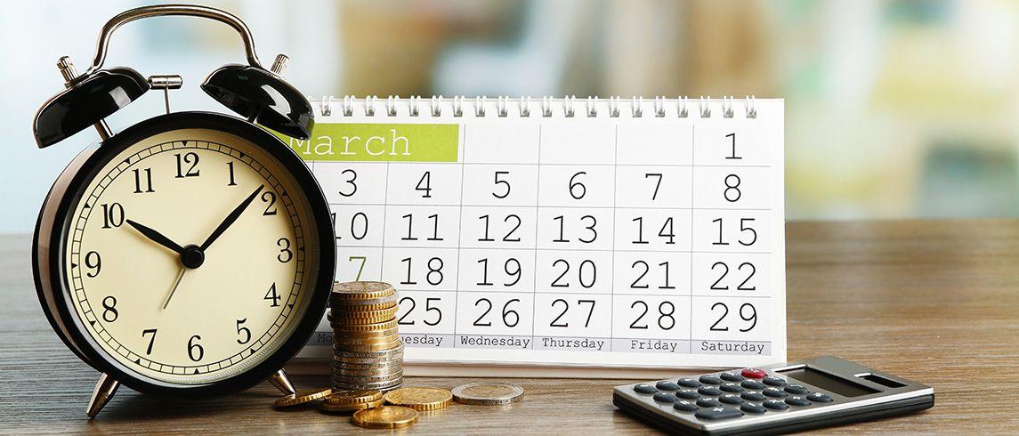 Aktuálny ekonomický kalendár