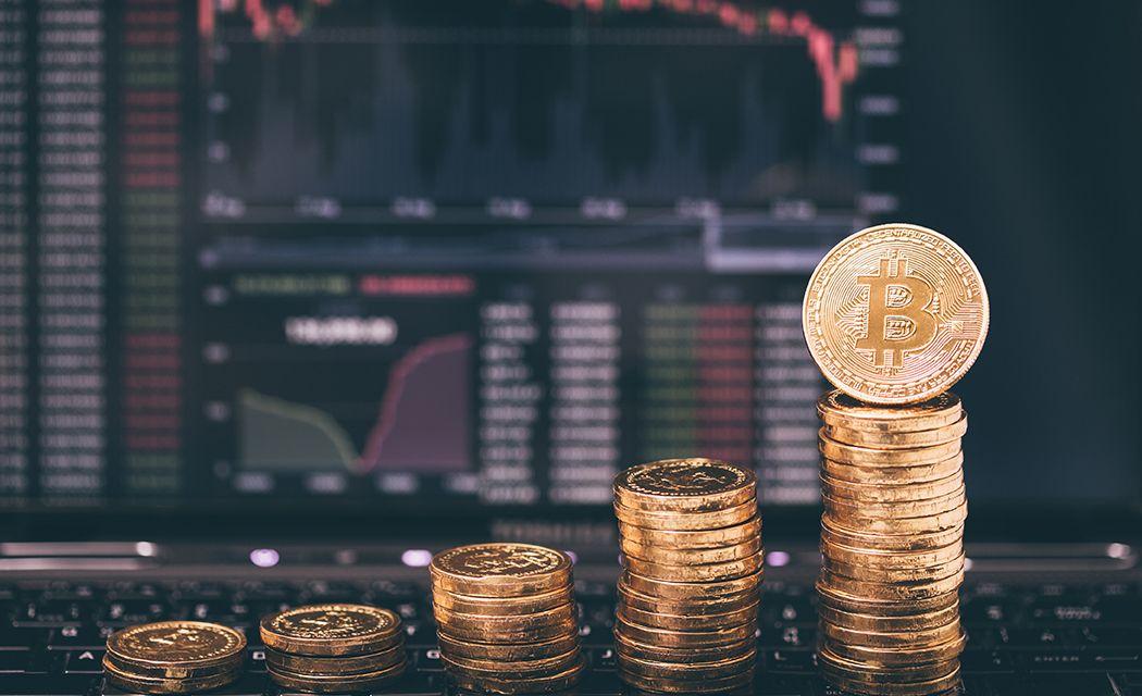 Čo je bitcoin - micne na klávesnici