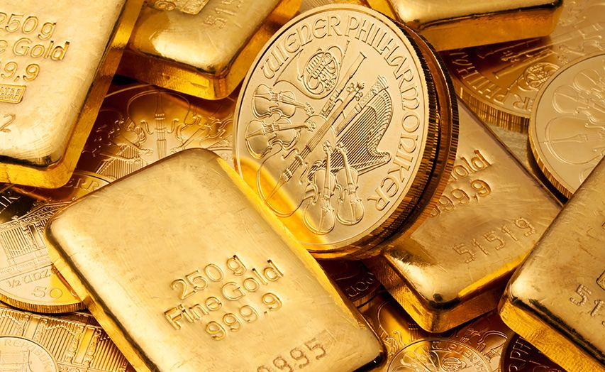 aktuálna cena zlata mince a odliatky