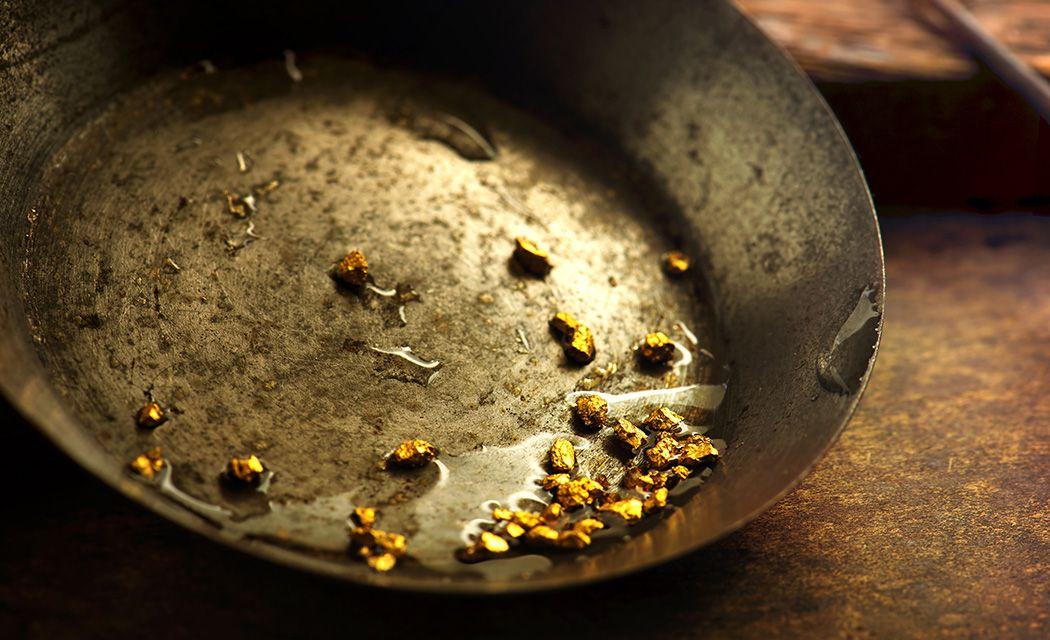 ryžovanie zlata tehličky kúpiť
