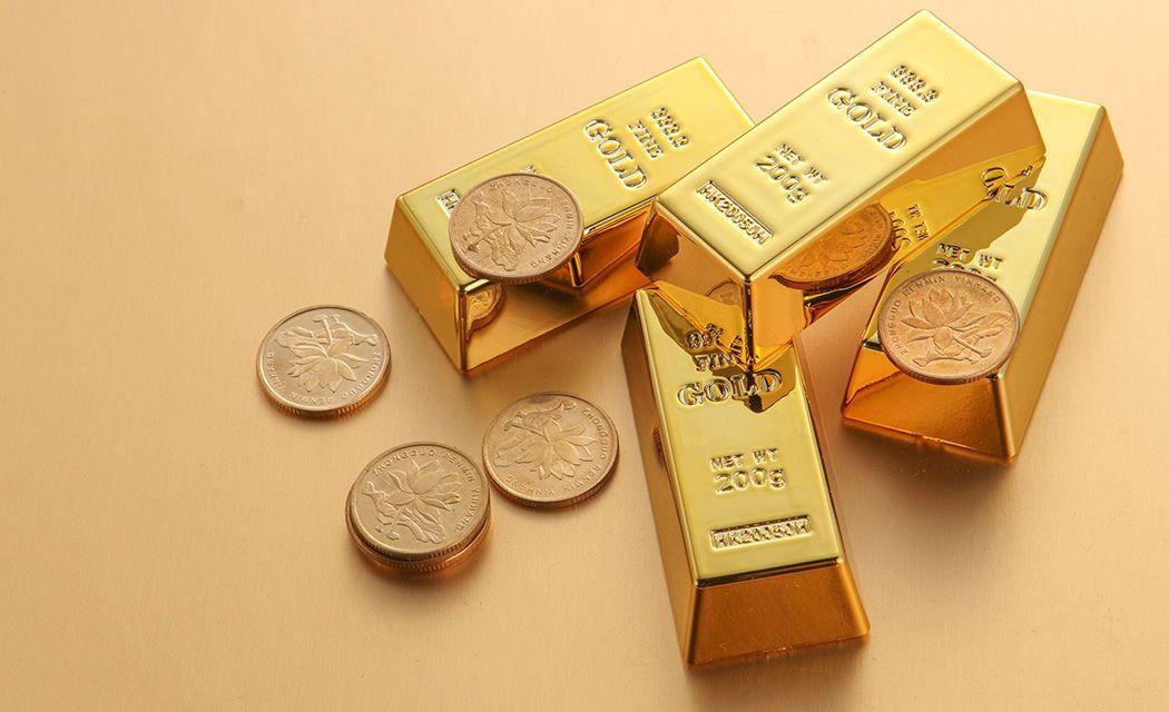 Investičné zlato a mince