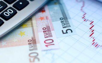 kurzová kalkulačka nbs bankovky na grafe