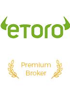 Prehľad brokerov eToro logo