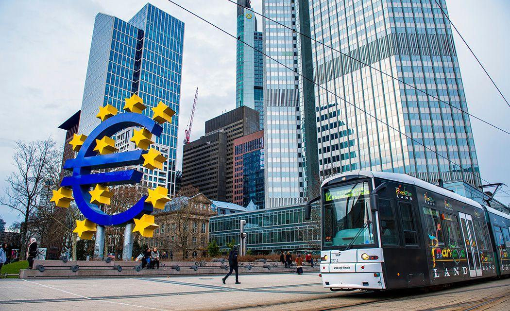 európska centrálna banka