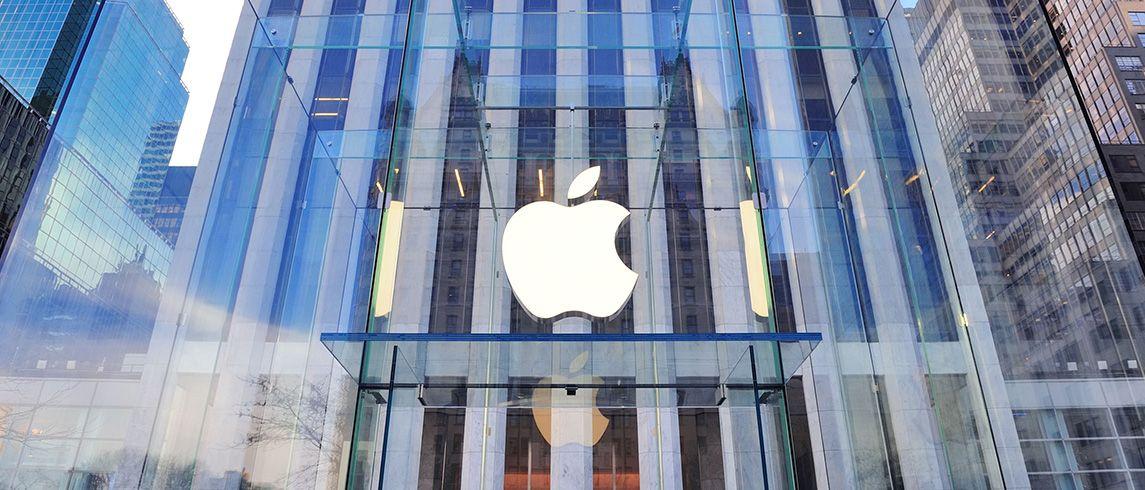 Akcie Apple – aktuálna cena na grafe + návod, ako ich kúpiť