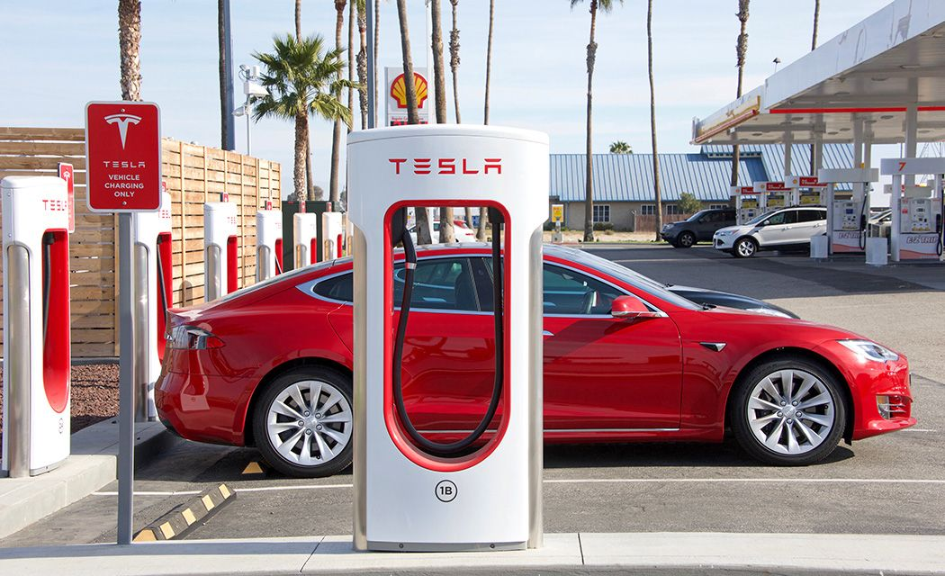 Nákup akcií Tesla online manuál