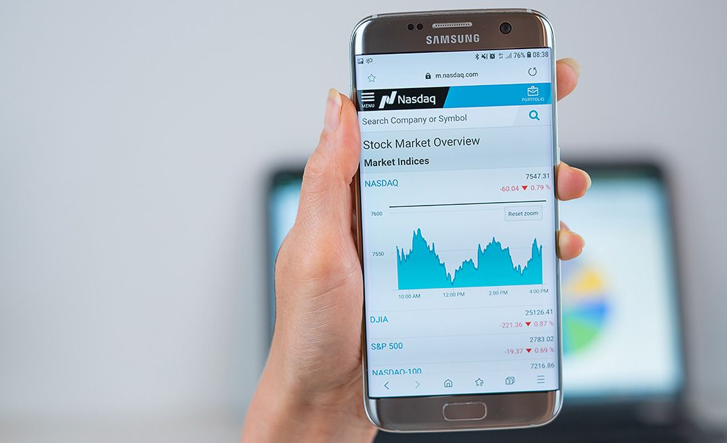 ETF investovanie do indexu nasdaq cez QQQ