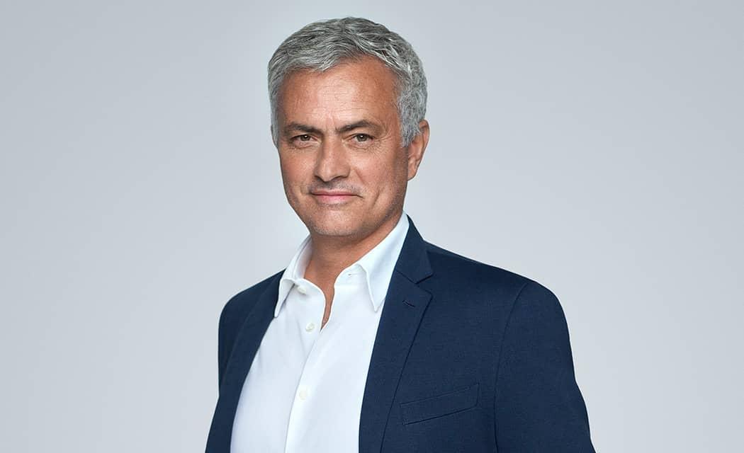 José Mourinho portrét